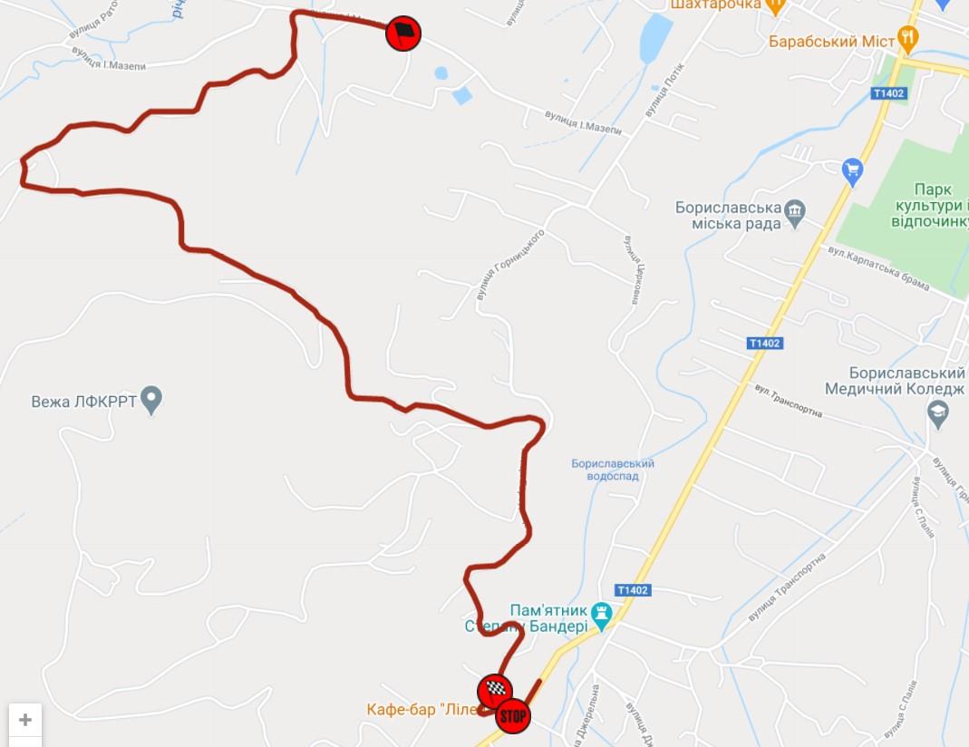 Борислав на день міста прийматиме ІІІ етап чемпіонату України з автоперегонів, фото-2